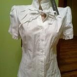 Блузка новая ,100 % коттон,р.XS-S