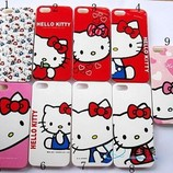 Чехлы Hello Kitty для Iphone 5 5s чехол Хелло Китти на айфон