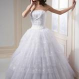 Свадебное платье - W-106 ,46-48 размер.