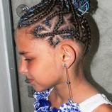 Афрокосички, французские косы детям и взрослым, оригинально и практично. Киев