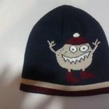 Веселый наборчик шапка шарфик