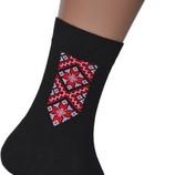 Мужские носки с вышивкой