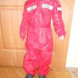 Карнавальный костюм гонщик летчик военный малышу на возраст 3-5 лет