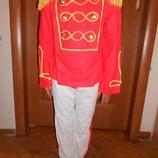 Костюм новогодний карнавальный Гусар на возраст 4-7 лет