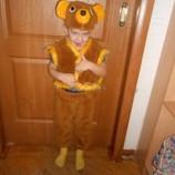 Карнавальный новогодний костюм Медвежонок