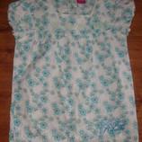 Блуза, блузка хлопок 6-7 лет Дисней блузка футболка
