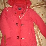 Куртка для девочки 7-9лет