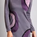 Распродажа - Стильное платье р40-44