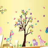 Интерьерная наклейка в детскую комнату