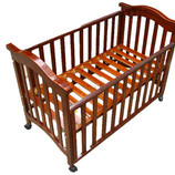 Детская кроватка Карпати темная вишня , Новые 370 грн.