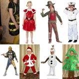 Прокат редких оригинальных костюмов для карнавала