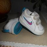кроссовки кеди мокасині для девочки найк 11,5см СТЕЛЬКА