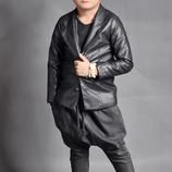 Кожаный пиджак для мальчика в наличии