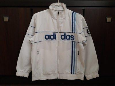 Фирменная спортивная ветровка олимпийка Adidas Originals размер 46-48