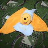Полезный платочек для малыша Винни Пух