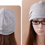 Демисезонные шапки. В наличии
