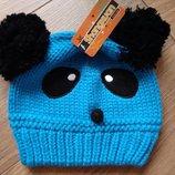 Детские шапки Панда. В наличии