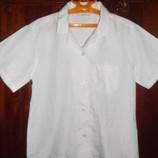 Белая рубашка MARKS & SPENCER 5 лет, 110