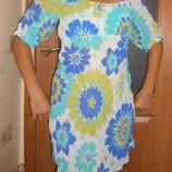 Платье шикарное 100% вискоза р.46-48