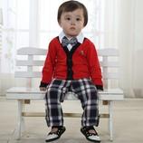 Костюмчик двойка на мальчика-малыша 80, 100 см
