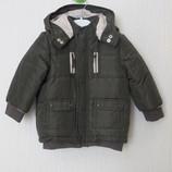 Новая зимняя куртка Chicco. разм.86см. термор