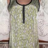 блузка Limited Collection змеиный принт 12/40, наш 46 Сток