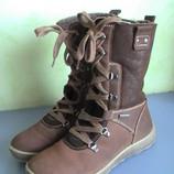 Сапоги-ботинки деми-зима Bamatex,р.36