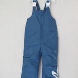 новый фирменный демисезонный полукомбинезон Adidas. разм.80. оригинал