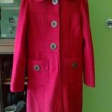 Пальто демисезонное легкое р.XS-S ткань букле