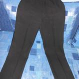 черные мужские классические брюки в полоску