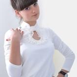 Красивая блуза старшеклассницам р146-164