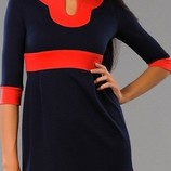 Распродажа - классное платье на весну р46-48