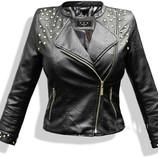 Женская куртка ,куртка косуха,женская косуха