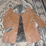 Продам куртку-дубленку демисезонную 46-48 рр Новая цена 150 грн