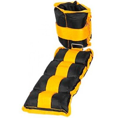 Утяжелители для ног и рук вес 3 кг комплект-2шт