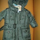 демисезонная куртка польша рост74,