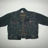 Джинсовая куртка на мальчика OshKosh на мальчика 2 года