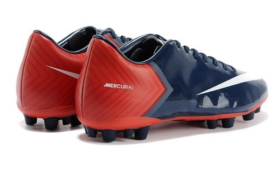 Бутсы Nike Mercurial Vapor X AG MG - Midnight Blue Indian Red White ... d74e094f68a