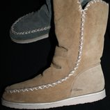 42 разм. Зима. Угги Visions footwear. Замша