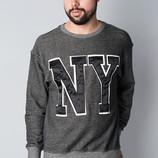 толстовка New York от H&M хлопок оригинал р.M