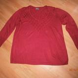 Пуловер 14 евро размера, на наш 44-48р.Скидка