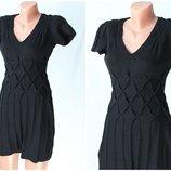маленькое черное платье,36 р С теплое