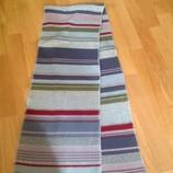 Теплый шарф шерсть оригинал очень большой состояние нового