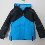 новая фирменная зимняя термо куртка Columbia на девочку 4-5лет. Оригинал