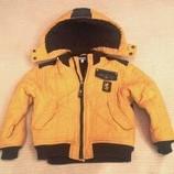 Яркая, модная спортивная курточка для ребенка 6 лет