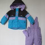 новый зимний комплект - куртка Rothschild и полукомбинезон Chicco
