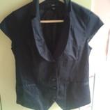 Жакет, пиджак, жилет С-ка. Цвет черный