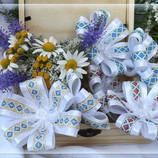 Резинки для волосся в українському стилі