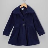 Флисовое пальто от Kid Fashion р.р. 5-6 и 6-7 лет . Америка. В наличии.