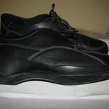 Нові брендові шкіряні туфлі ECCO Оригінал р.39 стелька 26 см